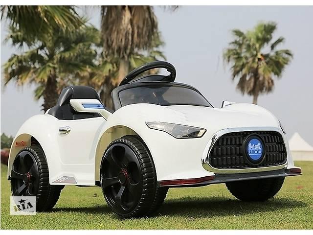 продам Дитячий електромобіль M 3401 EBLR-1 на гумових ЄВА колесах, сидіння шкіра бу в Одесі