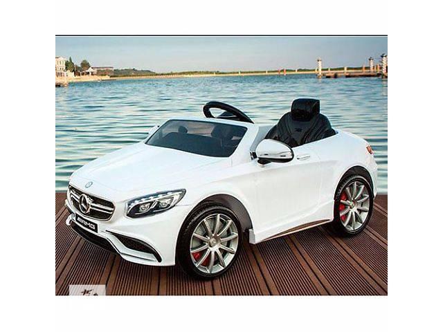 продам Детский электромобиль Машина M 2797EBR-1 белая бу в Львове