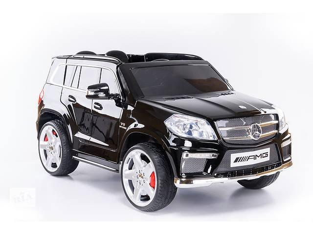 продам Детский электромобиль Mercedes AMG GL 63 - BLACK бу в Львове