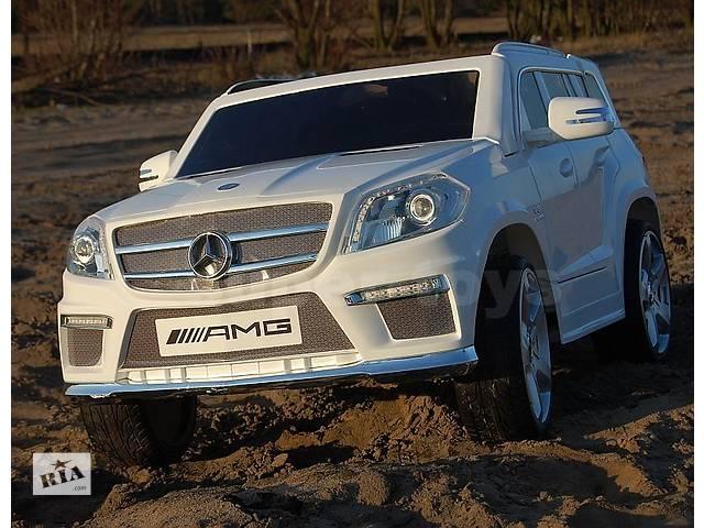 продам Детский электромобиль Mercedes AMG GL 63 EVA колесо пульт 2. 4 бу в Днепре (Днепропетровск)
