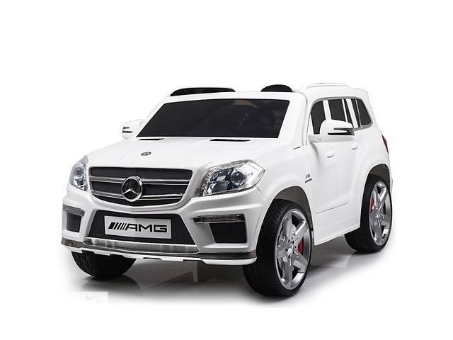 купить бу Детский электромобиль Mercedes AMG GL 63 - WHITE в Львове