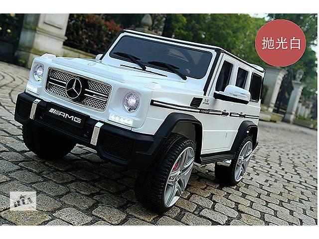 купить бу Детский электромобиль Mercedes Brabus G65 AMG VIP в Киеве