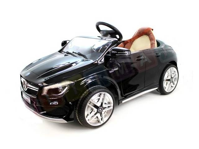 купить бу Детский электромобиль Mercedes CLA 45 AMG (лицензированная версия) новинка в Львове