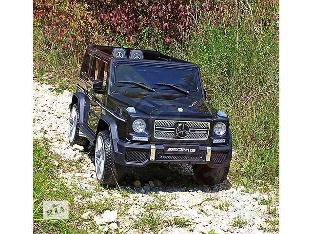 Детский электромобиль MERCEDES G65 AMG VIP ВЕРСИЯ- объявление о продаже  в Кривом Роге (Днепропетровской обл.)