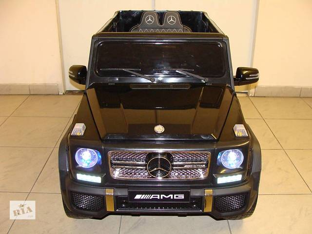 бу Детский электромобиль mercedes g65 new в Львове