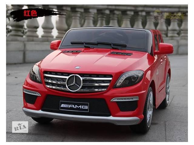 бу Детский электромобиль Mercedes ML 63 ERS(Лицензионная Модель) в Львове