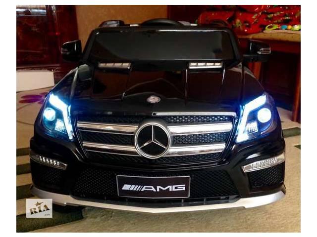 бу Детский Электромобиль Mersedes-Benz GL63AMG в Ямполе (Сумской обл.)