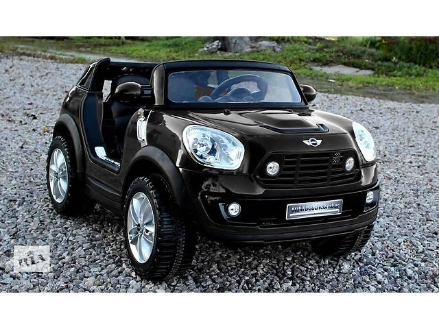 бу Детский электромобиль Mini Cooper JJ 298 двухместный в Днепре (Днепропетровске)