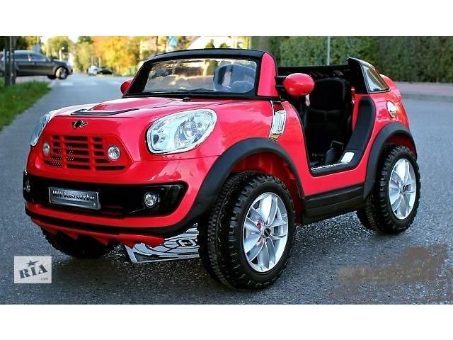купить бу Детский электромобиль Mini Cooper JJ 298 в Львове
