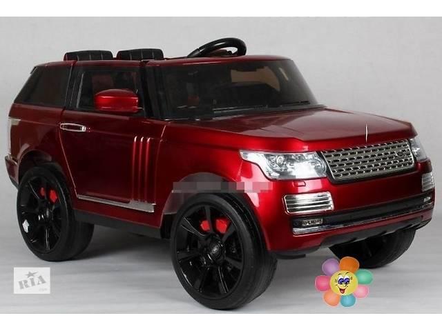 бу Детский электромобиль Range Rover 3153 EBRS-3: 12V, 8км/ч, 2.4G - БОРДО в Днепре (Днепропетровск)
