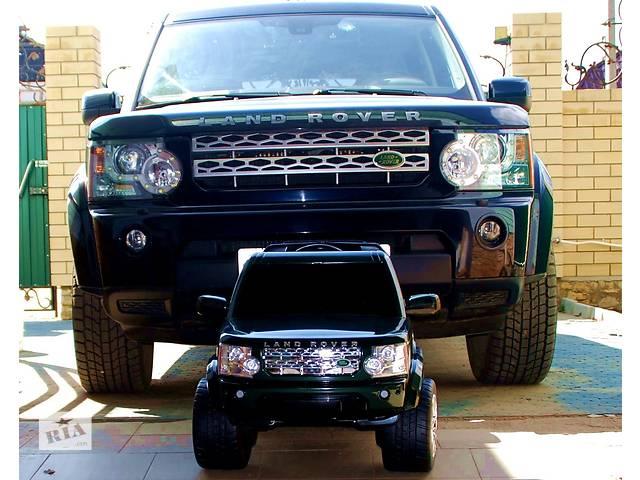 продам  >>> Детский электромобиль Range Rover 6628 (3153)  бу в Днепре (Днепропетровске)