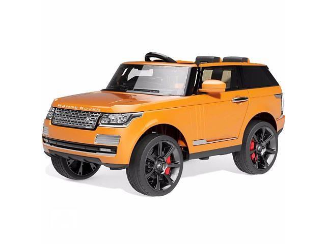 бу Детский электромобиль Range Rover SUV 12V, 8кмч, 2. 4G - ОРАНЖЕВЫЙ в Львове