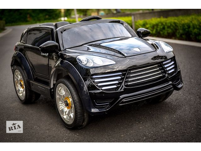 купить бу Детский электромобиль Porsche Cayenne Carbon  FL 1018 в Днепре (Днепропетровске)