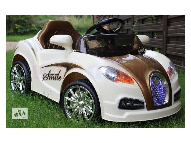 купить бу Детский электромобиль SMILE 938 Bugatti в Днепре (Днепропетровске)
