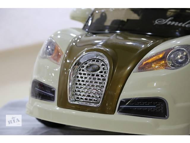 бу Детский электромобиль SMILE 938 спортивная модель Bugatti в Днепре (Днепропетровске)