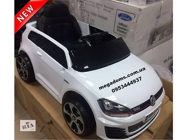 продам Детский электромобиль VIP Volkswagen 528 Golf GT бу в Одессе