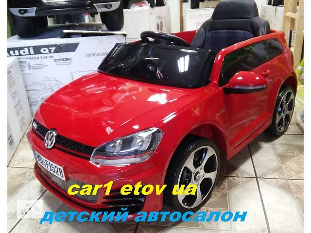бу Детский электромобиль VIP Volkswagen 528 Golf лак в Львове