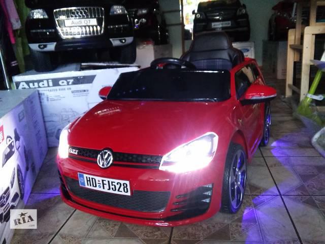 продам Детский электромобиль VIP Volkswagen 528 Golf бу в Днепре (Днепропетровск)