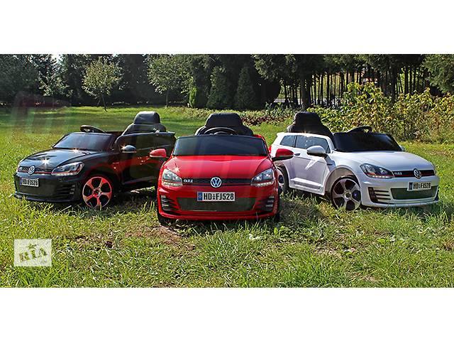 бу Детский электромобиль Volkswagen 528 Golf GT в Днепре (Днепропетровске)