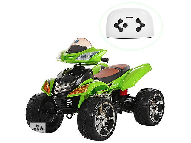 продам Детский квадроцикл M 3101 EBLR-5: 12V, 90W, EVA-колеса, пульт 2.4G - САЛАТ бу в Киеве