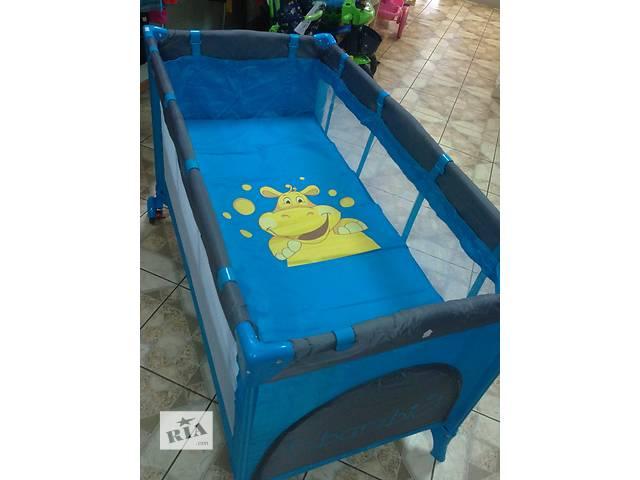 Детский манеж складной  M 0818- объявление о продаже  в Днепре (Днепропетровск)