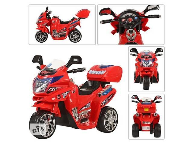 Детский мотоцикл Bambi M 0566: 3.5км/ч, 6V- объявление о продаже  в Киеве
