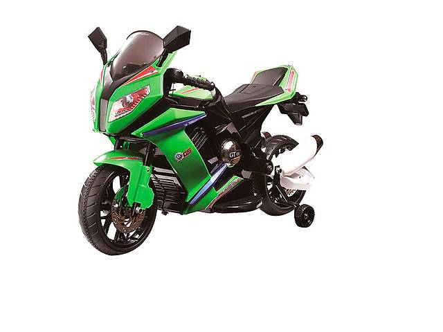 Детский мотоцикл M 2769 E-5 BMW/БМВ Sport Style, зелёный- объявление о продаже  в Львове
