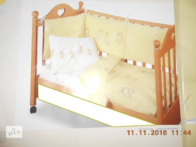 купить бу Детский постельный комплект в Киеве