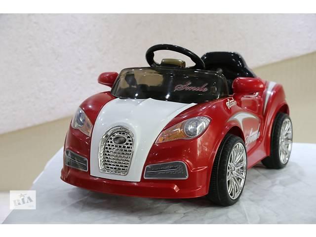 продам Детский спортивный электромобиль SMILE 938 Bugatti красный бу в Днепре (Днепропетровск)
