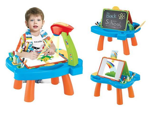 купить бу Детский столик с проектором 300 в Одессе