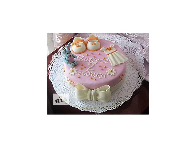Детский торт на заказ- объявление о продаже  в Киевской области