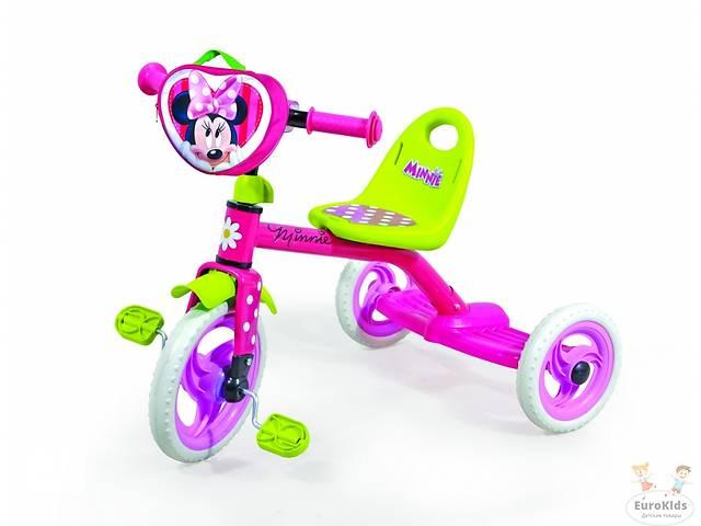 бу Детский трехколесный велосипед BAMBI DISNEY в Харькове