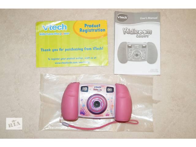 продам Детский цифровой фотоаппарат - Vtech Kidizoom + видеозапись и игры бу в Киеве