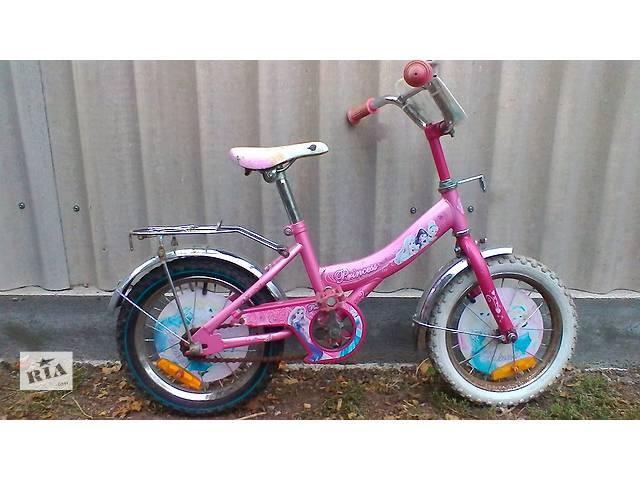 продам Детский велосипед до 7 лет бу в Гайсине