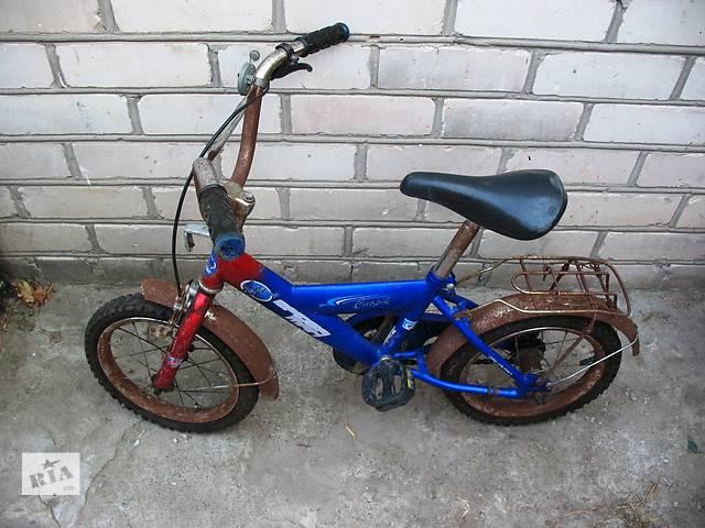 Детский велосипед от 3 до7 лет б/у - объявление о продаже  в Херсоне