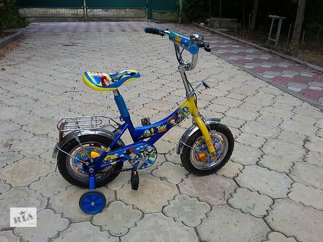 Детский велосипед, транспорт, велотранспорт.- объявление о продаже  в Мариуполе (Донецкой обл.)
