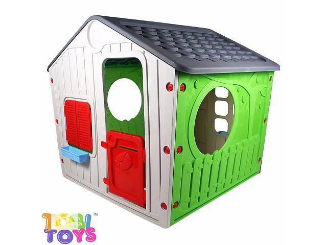 продам Детский игровой домик TOBI TOYS 06 XXL бу в Тернополе