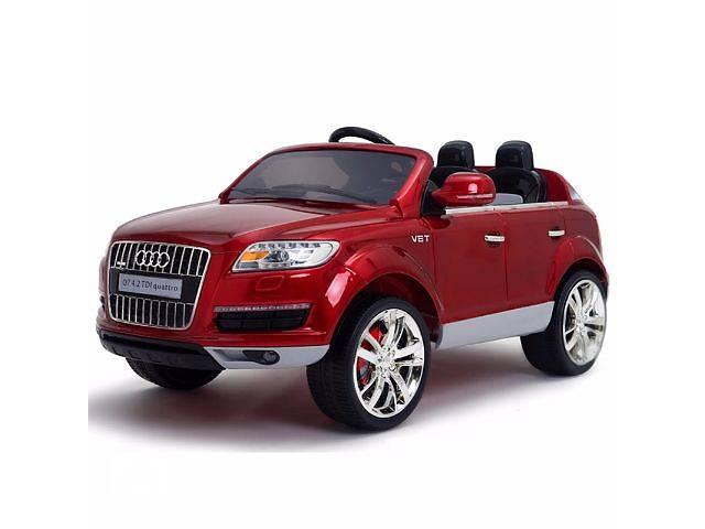 бу Детский электромобиль Audi Q7 Quattro: лицензия, покраска RED в Одессе