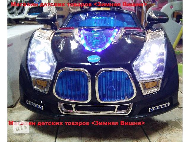 продам Детский Электромобиль на надувных колесах Bambi M 2695AR-2 BMW бу в Днепре (Днепропетровск)