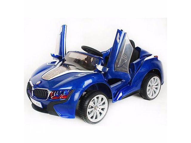 СТАТУС ОБЯЗЫВАЕТ! Детский электромобиль BMW M 2510 (MP4) ER-4: СИНИЙ- объявление о продаже  в Киеве