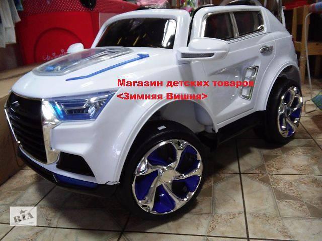 купить бу Детский электромобиль джип - Audi Q7 М 2391 с пультом управления. в Днепре (Днепропетровск)