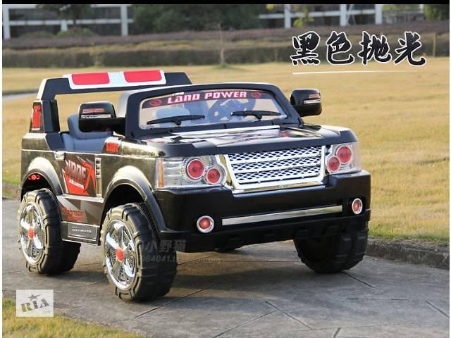 Детский электромобиль JJ 205 R Джип- объявление о продаже  в Львове