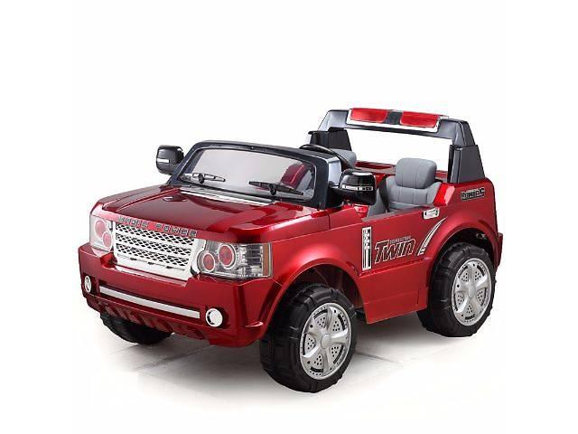 Детский электромобиль Land Power 205: 2 места, 9 км/ч- RED (АВТО-ПОКРАСКА)- объявление о продаже  в Киеве