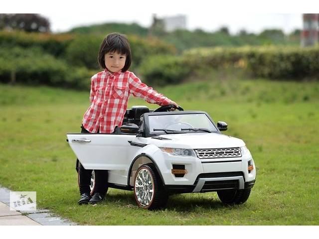 бу Детский электромобиль Land Rover M 2398 МР-4 в Львове