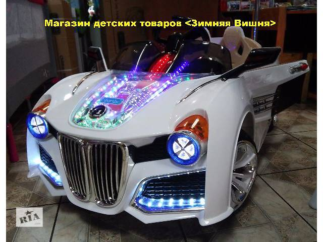 бу Детский электромобиль  M 2318  BMW в Днепре (Днепропетровск)
