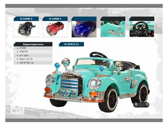 продам Детский электромобиль M 2390 R бу в Львове
