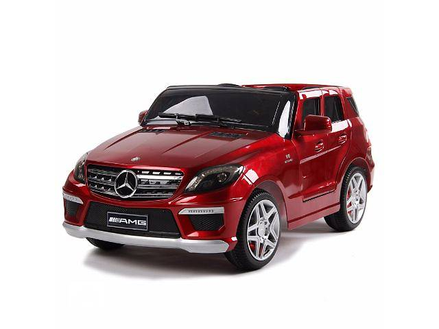 Детский электромобиль Mercedes AMG ML63 RED- объявление о продаже  в Киеве