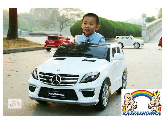 купить бу Купить Мечту Легко! Детский Электромобиль Джип Mercedes AMG ML 63 в Одессе