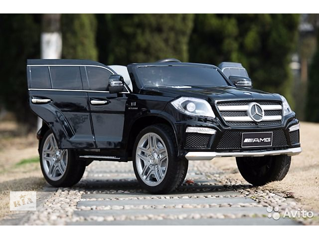 продам Детский электромобиль Mercedes-Benz МL63 AMG бу в Львове