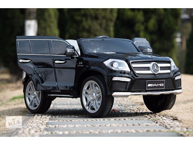 бу Детский электромобиль Mercedes ML 63 ERS в Львове